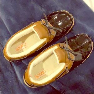 Sports rain/snow waterproof loafers